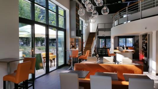 La Verrerie restaurant à Meudon